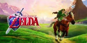The Legend of Zelda: Ocarina of Time 3D Cheats