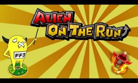 Alien on the Run UNLOCKABLES