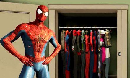 The Amazing Spider-Man 2 Unlockable Costumes
