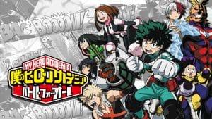 Boku no Hero Academia: Battle for All Cheats