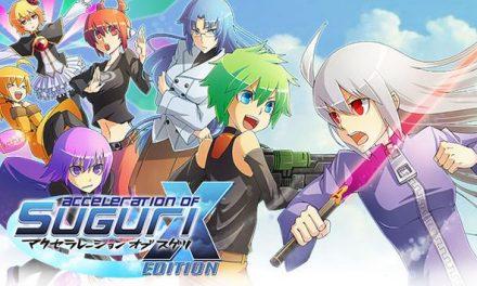 Acceleration of SUGURI X-Edition Cheats