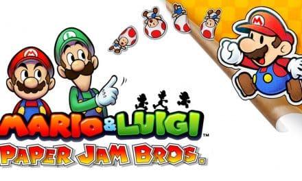Mario & Luigi: Paper Jam Cheats