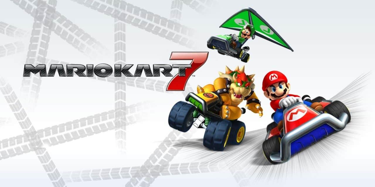 Mario Kart 7 Cheats