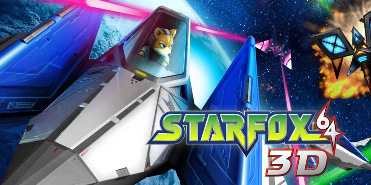 Star Fox 64 3D Cheats