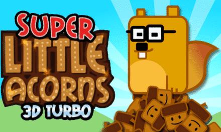 Super Little Acorns 3D Turbo Cheats