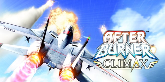 After Burner Climax Cheats
