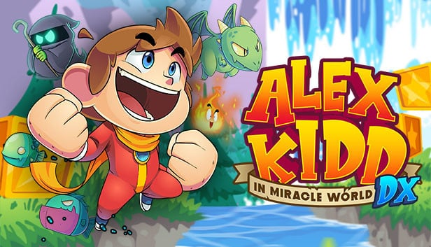 Alex Kidd in Miracle World DX Cheats