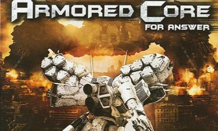 Armored Core: For Answer Cheats