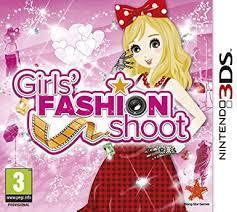 Girls' Fashion Shoot Cheats