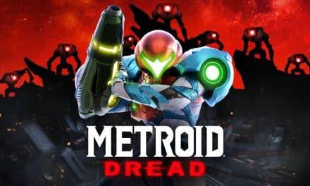 Metroid Dread Trailer