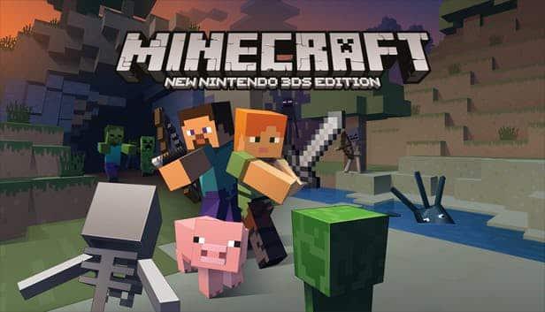 Minecraft: New Nintendo 3DS Edition Cheats
