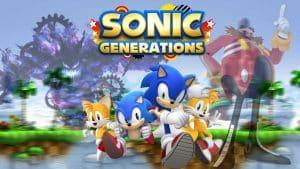 Sonic Generations Unlockables