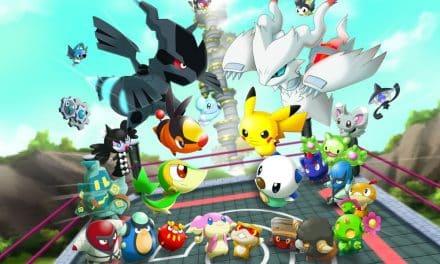 Pokemon Rumble Blast Cheats