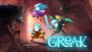 Greak: Memories of Azur Cheats and Tips