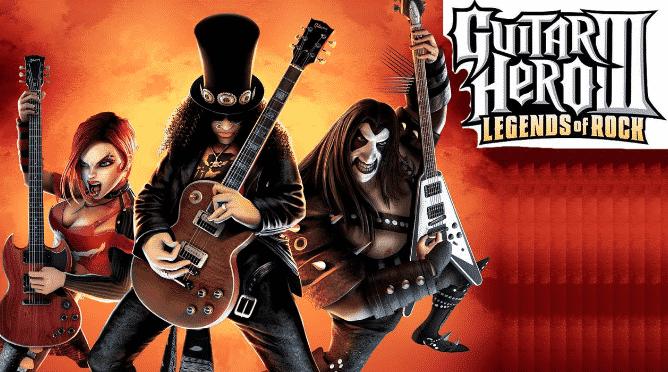 Guitar Hero III: Legends of Rock Cheats