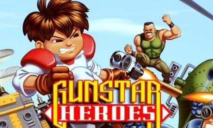 Gunstar Heroes Cheats