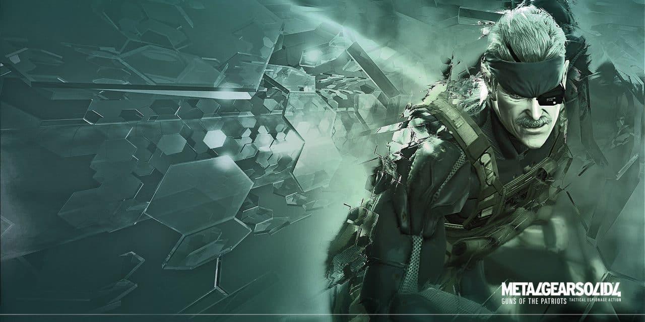Metal Gear Solid 4 Cheats