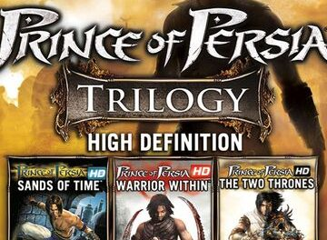 Prince of Persia Classic Trilogy HD Cheats